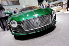 Bentley EXP 10 Speed 6, Kühlergrill