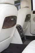 Bentley Fyling Spur, Luxus auch im Fond