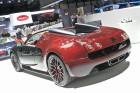 Bugatti Veyron La Finale auf Genf Autosalon 2015