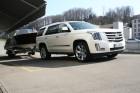 Cadillac Escalade Premium mit Anhänger