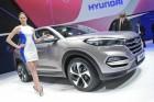 Der neue Kompakt-SUV Hyundai Tucson