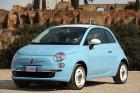 Fiat 500 Vintage '57, Standaufnahme