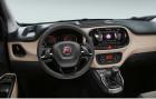 Fiat Doblo 2015, Cockpit