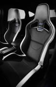 Ford Focus RS 2016, Fahrersitz