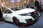 Honda Civic Type R, Heckpartie