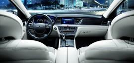 Hyundai Genesis 3.8 V6 GDI Armaturenbrett