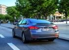 Hyundai Genesis 3.8 V6 GDI Fahraufnahme