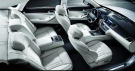 Hyundai Genesis 3.8 V6 GDI Innenraum