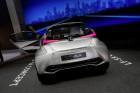 Lexus LF-SA Concept, Heck