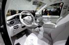 Mercedes-Benz V-Klasse Concept V-ision e, Cockpit