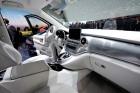 Mercedes-Benz V-Klasse Concept V-ision e, Innenraum
