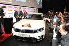 Neuer Volkswagen Passat wird ausgezeichnet