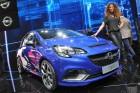 Opel Corsa OPC in Blau