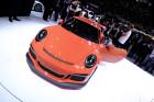 Porsche 911 GT3 RS, Front