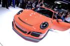 Porsche 911 GT3 RS, Grill