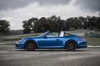 Porsche 911 Targa 4 GTS Dach geschlossen