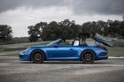 Porsche 911 Targa 4 GTS Dach offen