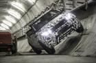 Prototyp Range Rover Evoque Cabrio