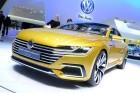 Studie Volkswagen CC