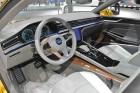 Studie Volkswagen CC, Innenraum