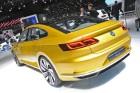 Studie Volkswagen CC auf dem Genfer Autosalon 2015