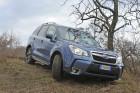 Subaru Forester 2.0 D Lineartronic Sport im Gelände