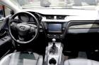 Der Innenraum des Toyota Avensis Kombi 2015