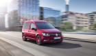 Volkswagen Caddy 2015 Fahraufnahme