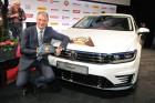 Volkswagen Passat beim Genfer Autosalon 2015