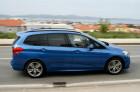 BMW 2er Gran Tourer Seitenpartie