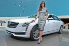 Cadillac CT6 auf New Yorker Automesse 2015