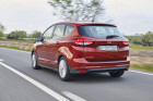 Ford C-Max Facelift 2015, Heckansicht