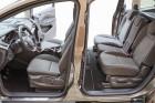Ford Grand C-Max Facelift 2015, Platzangebot