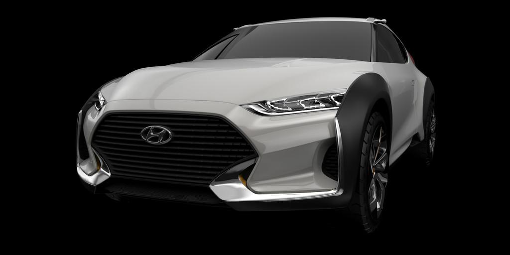 Hyundai Design-Studie Enduro