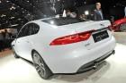 Jaguar XF 2015 Heckansicht