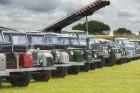 Land Rover der Dunsfold Collection