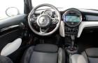 Mini Cooper S 5-Türer, Cockpit