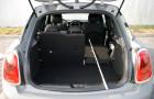 Mini Cooper S 5-Türer, Kofferraum