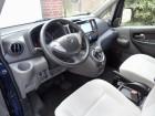 Nissan e-NV200 Evalia Cockpit