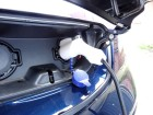 Nissan e-NV200 Evalia beim Laden