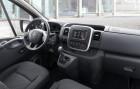 Opel Vivaro mit Tourer-Paket Cockpit