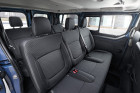 Opel Vivaro mit Tourer-Paket, Fond