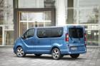 Opel Vivaro mit Tourer-Paket, Seitenansicht