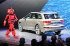 Plug-in Hybridauto Audi Q7 e-tron quattro
