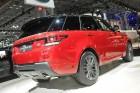 Range Rover HST auf New York Automesse 2015