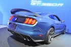 Shelby GT350-R Mustang auf New York Autosalon 2015