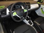 Skoda Fabia Pickup, Cockpit
