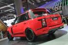 Startech Range Rover Pickup - Auto Shanghai 2015