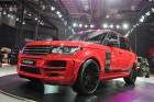 Startech Range Rover Pickup auf der Auto Shanghai 2015