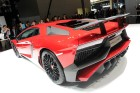 Supersportwagen Lamborghini Aventador Superveloce